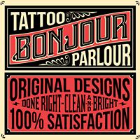 Bonjour Tattoo Parlour