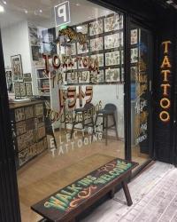 TORA TORA Tattoo